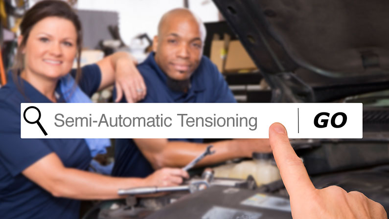 Semi-Automatic Tensioning vs Automatic Tensioning