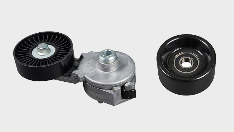 What is the Difference between an Idler and a Tensioner?